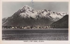 RP: HAINES , Lynn Canal , Alaska , 30-40s