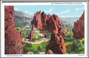 Colorado - Garden of The Gods - [CO-073]