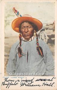 Chief Lone Wolf Unused