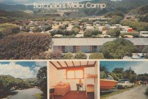 PAEKAKARIKI , New Zealand , 1960-80s ; Batcher's Motor Camp