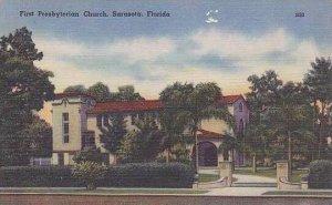 Florida Sarasota First Presbyterian Church