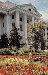 Greenbrier Hotel, White Sulphur Springs, WV