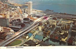 Downtown Milwaukee - Wisconsin