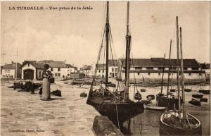 CPA La Turballe Vue prise de la Jetee (610781)