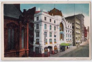 Nixon Theatre, Pittsburgh PA
