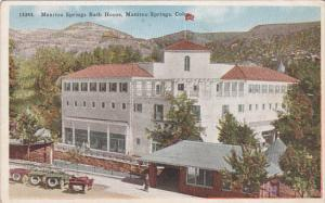 Manitou Springs Bath House, Manitou Springs, Colorado, 00-10s