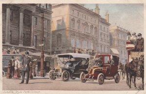 LONDON , England, 00-10s ; Hyde Park Corner ; TUCK 502