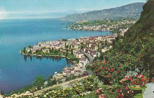 Switzerland Montreux Clarens Photo