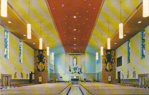 Canada Interior Our Lady Of Fatima Shrine Scarborough Ontario