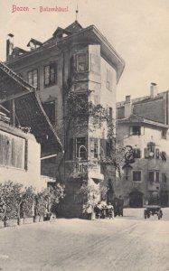 BOZEN , Italy , 00-10s ; Batzenhausel