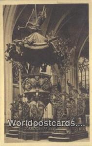 Anyers, Belgium, België, la Belgique, Belgien Chaire de la Cathedrale Anyers...