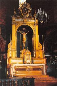 High Altar - St Mary's