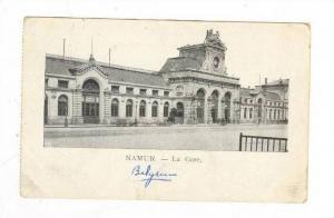 Namur, Belgium, 00-10s   La gare