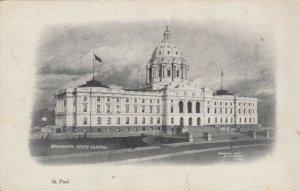 ST. PAUL, Minnesota, 1901-07; Minnesota State Capitol