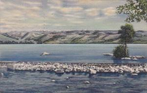 Wyoming Pinedale Fremont Lake 1945