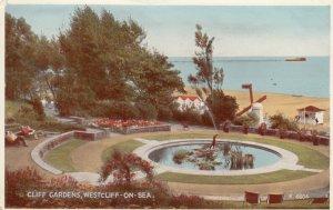 Westcliff-On-Sea (Essex), England, UK, 1957 ; Cliff Gardens