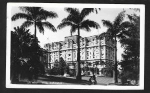 Hotel Esplanada Sao Paolo Brazil RPPC unused c1920's