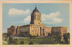 Legislative Building, Winnipeg, Manitoba, Canada, 10-20s