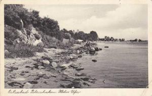 Scenic View of Shoreline, Ostseebad Telserhaken, Hohes Ufer, Hannover, German...