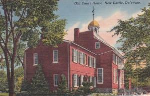Delaware New Castle Old Court House
