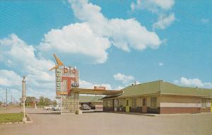 Big T Motel, VANCOUVER, British Columbia, Canada, 40-60´s