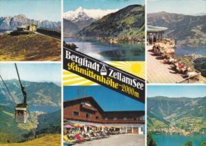 Austria Zell Am See Schmittenhoehe Multi View