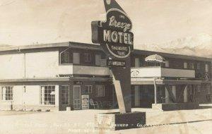 RP: COLORADO SPRINGS , Colorado , 1963 ; The Breeze Motel