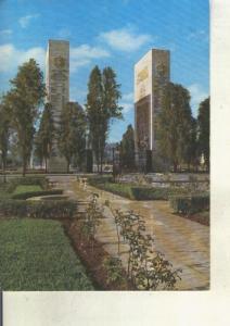 Postal 015230: Monumento de la Nacion a sus proceres en Caracas, Venezuela