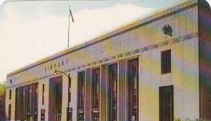 The Toledo Public  Library,Toledo, Ohio 40-60s