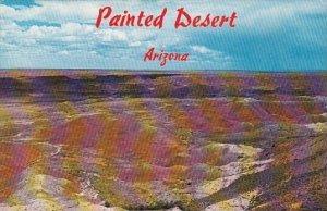 Arizona Phoenix The Painted Desert Northern Arizona 1961