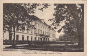 Hluboka nl Vlt. Lovecky Zamek, Ohrady, Slovakia, 1900-1910s