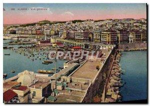 Postcard Old Algiers General view