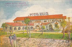 Mexico Hotel Valles Ciudad
