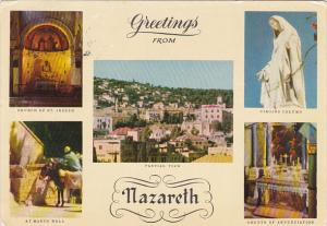 Multi View Greetings From Nazareth
