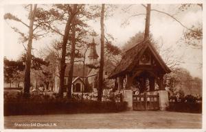 I.W. Shanklin Old Church, Eglise Kirche