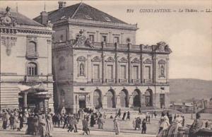 Algeria Constantine Le Theatre