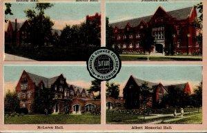 Wisconsin Milwaukee Downer College Holton Merrill Johnston McLaren & Albert M...