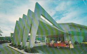 Utah Salt Lake City Hotel Utah Motor Lodge 1965