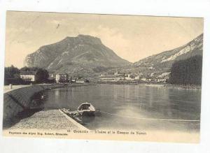 L'Isere Et Le Casque De Neron, Grenoble, France, 1900-1910s