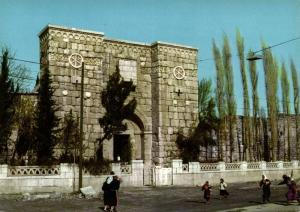 syria, DAMASCUS DAMAS, St. Paul's Window, Bab Kisan Gate (1970s) I