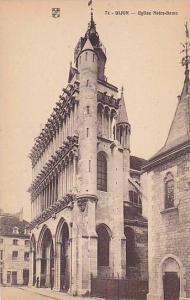 Eglise Notre-Dame, Dijon (Côte-d'Or), France, 1900-1910s