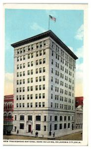 New Tradesmens National Bank Building, Oklahoma City, OK Postcard *5I2