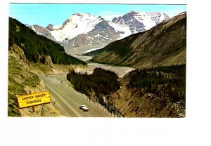 Columbia Icefield, Highway, Jasper Park, Alberta