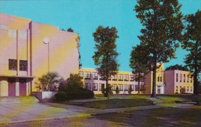 Mississippi McComb Gibson High School
