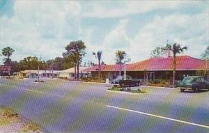 Georgia Jesup Don Juan Motel Resturant Cocktail Lounge