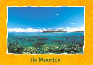 East Africa Mauritius Ile Maurice Island General view