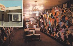 The Knitting Needle Store , Niagra Falls , Ontario , Canada,  50-60s