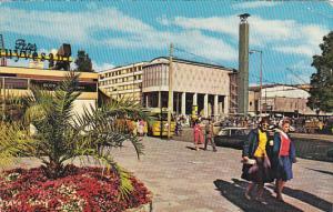 Coolsingel Boulevard Rotterdam Netherlands 1963