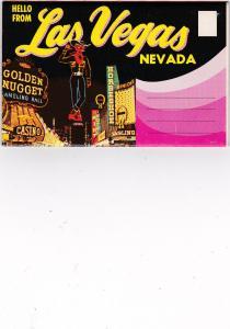 Hello from Las Vegas, Nevada, 1950-60s