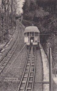 Heidelberg , Germany , 00-10s ; Die Bergbahn